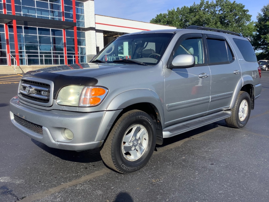 Used Toyota Sequoia 4dr Limited 4WD (SE) 2002   Marsh Auto Sales LLC. Ortonville, Michigan