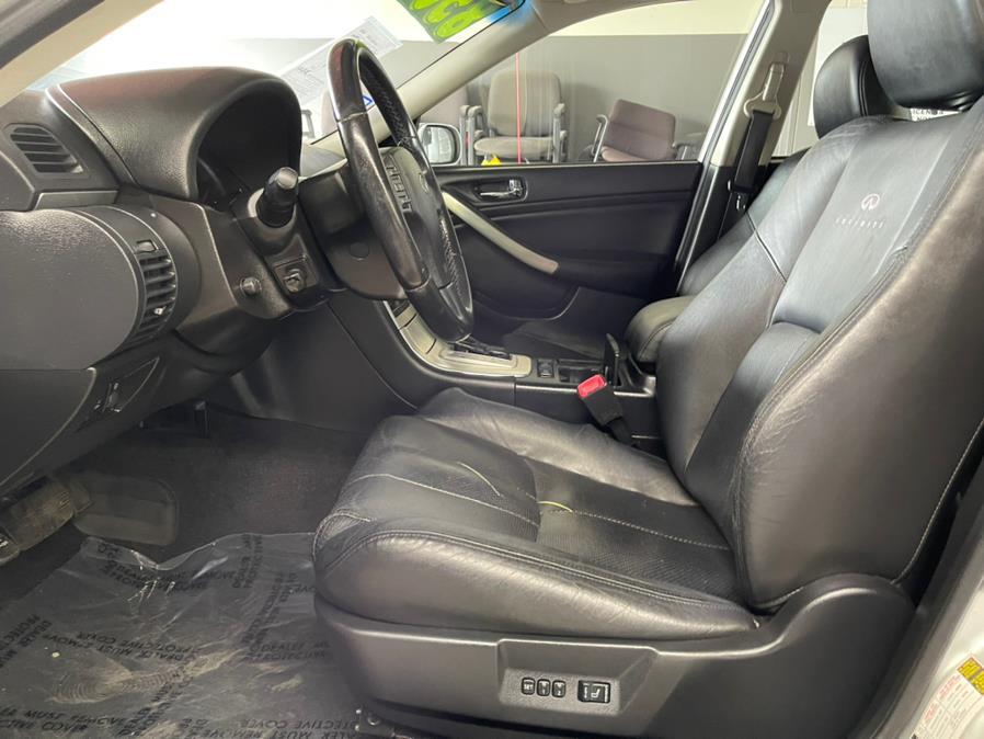 Used Infiniti G35 Sedan G35 4dr Sdn Auto 2006 | U Save Auto Auction. Garden Grove, California