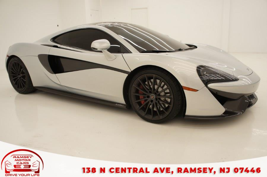 Used McLaren 570GT Coupe 2017 | Ramsey Motor Cars Inc. Ramsey, New Jersey