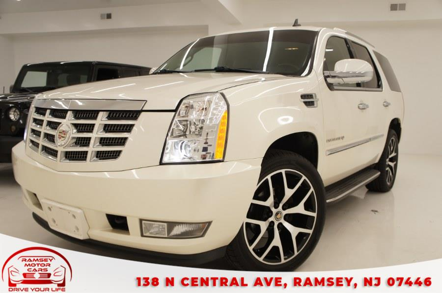 Used 2011 Cadillac Escalade in Ramsey, New Jersey | Ramsey Motor Cars Inc. Ramsey, New Jersey