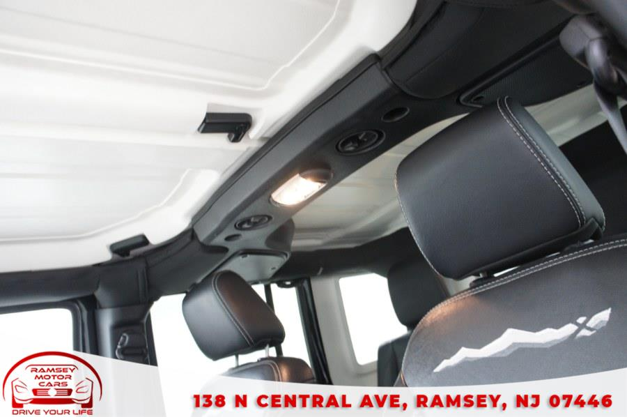 Used Jeep Wrangler Unlimited X 4WD 2015   Ramsey Motor Cars Inc. Ramsey, New Jersey