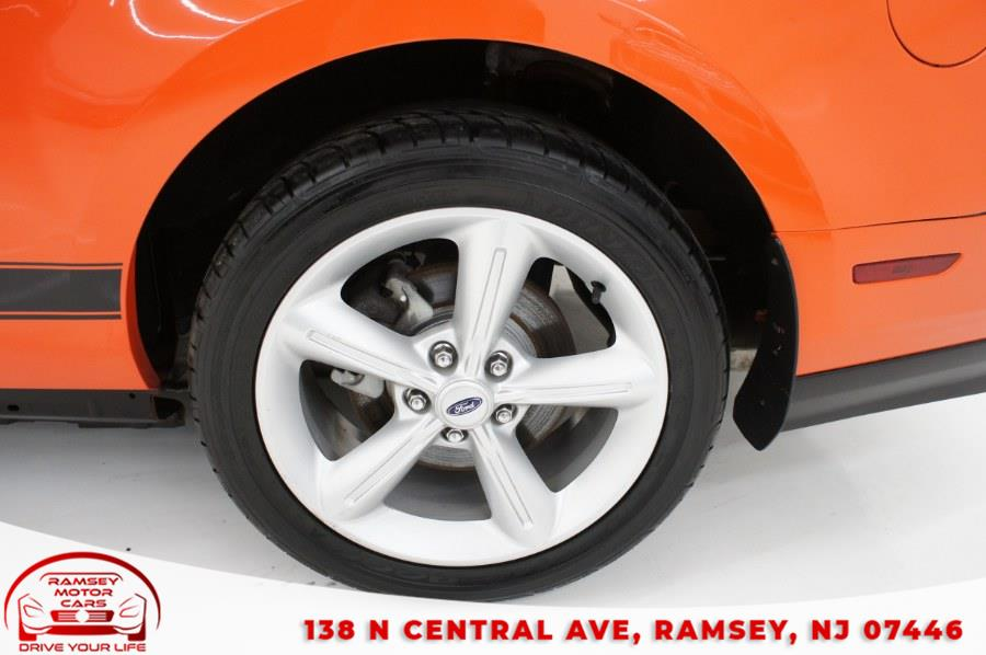 Used Ford Mustang 2dr Cpe Boss 302 2012 | Ramsey Motor Cars Inc. Ramsey, New Jersey