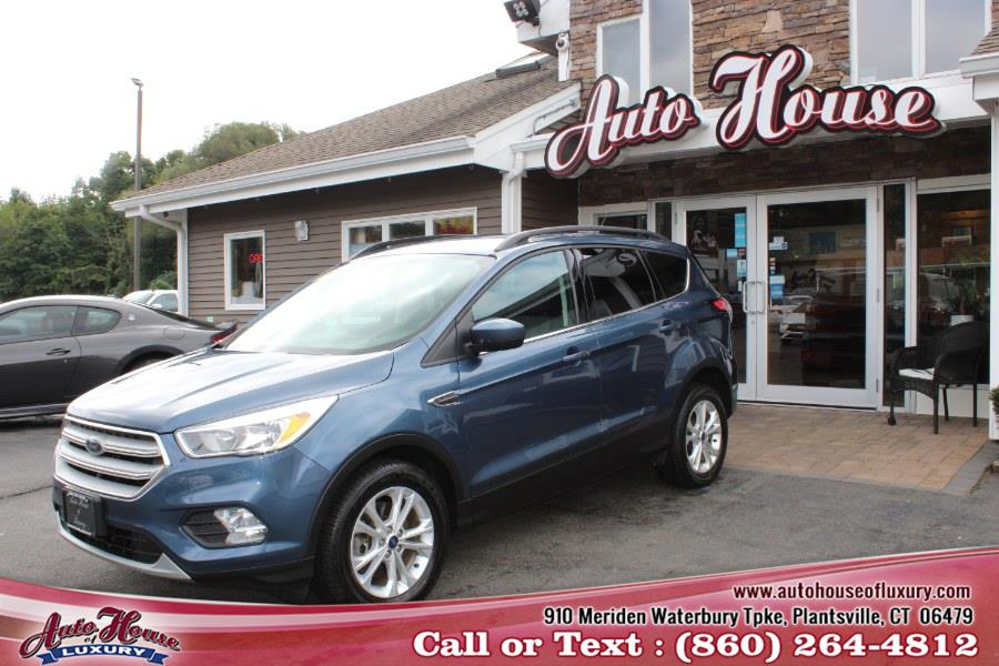 Used 2018 Ford Escape in Plantsville, Connecticut | Auto House of Luxury. Plantsville, Connecticut