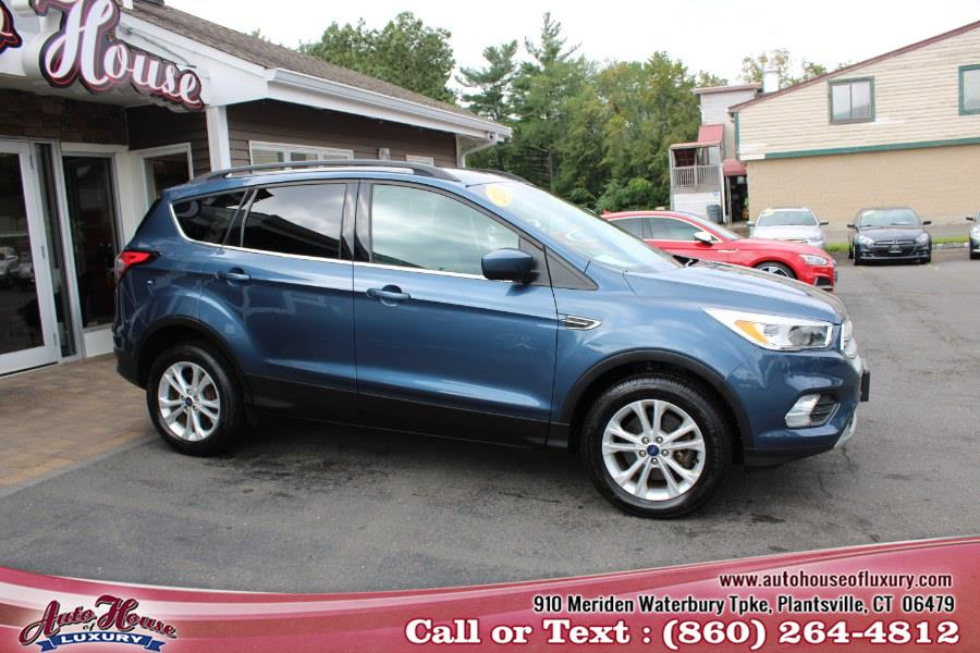 Used Ford Escape SE 4WD 2018 | Auto House of Luxury. Plantsville, Connecticut