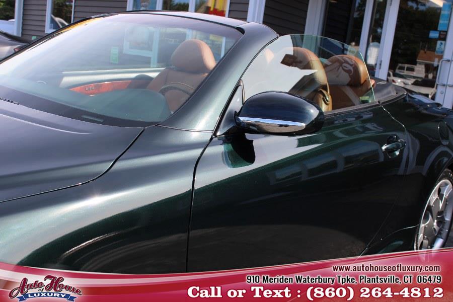 Used Lexus SC 430 2dr Convertible 2002 | Auto House of Luxury. Plantsville, Connecticut