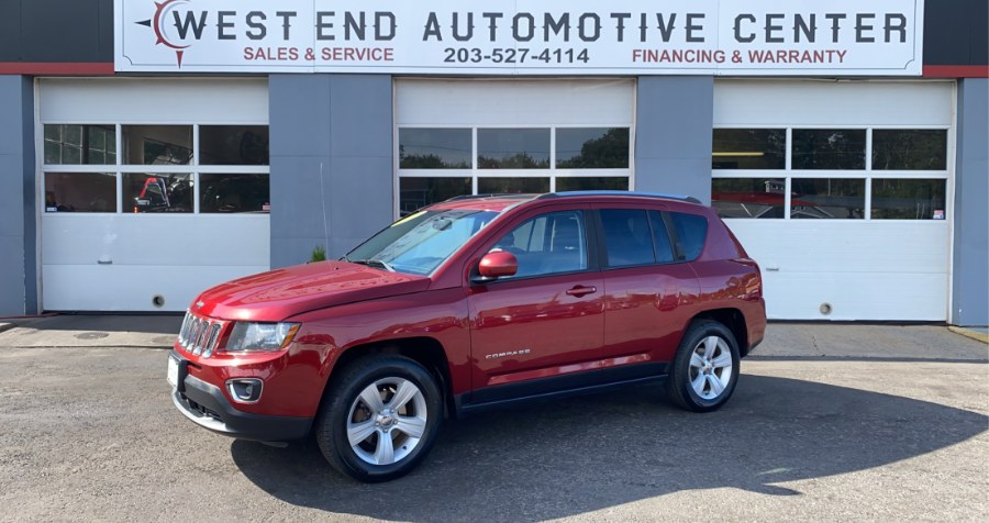 Used Jeep Compass 4WD 4dr Latitude 2015 | West End Automotive Center. Waterbury, Connecticut