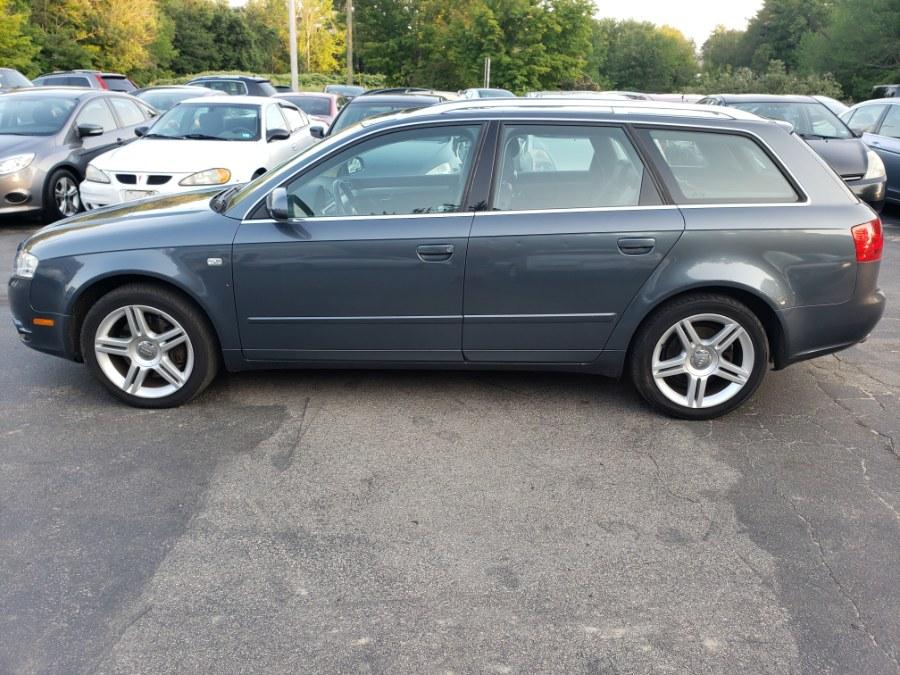 Used Audi A4 2007.5 5dr Wgn Auto 2.0T quattro 2007 | ODA Auto Precision LLC. Auburn, New Hampshire