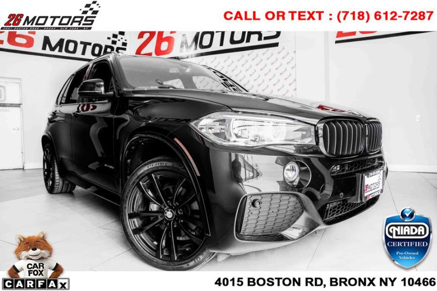 Used BMW X5 xDrive35i Sports Activity Vehicle 2018 | 26 Motors Corp. Bronx, New York