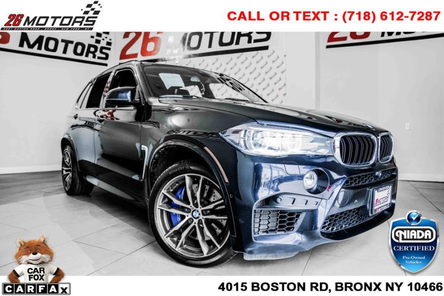 Used BMW X5 M Sports Activity Vehicle 2017   26 Motors Corp. Bronx, New York
