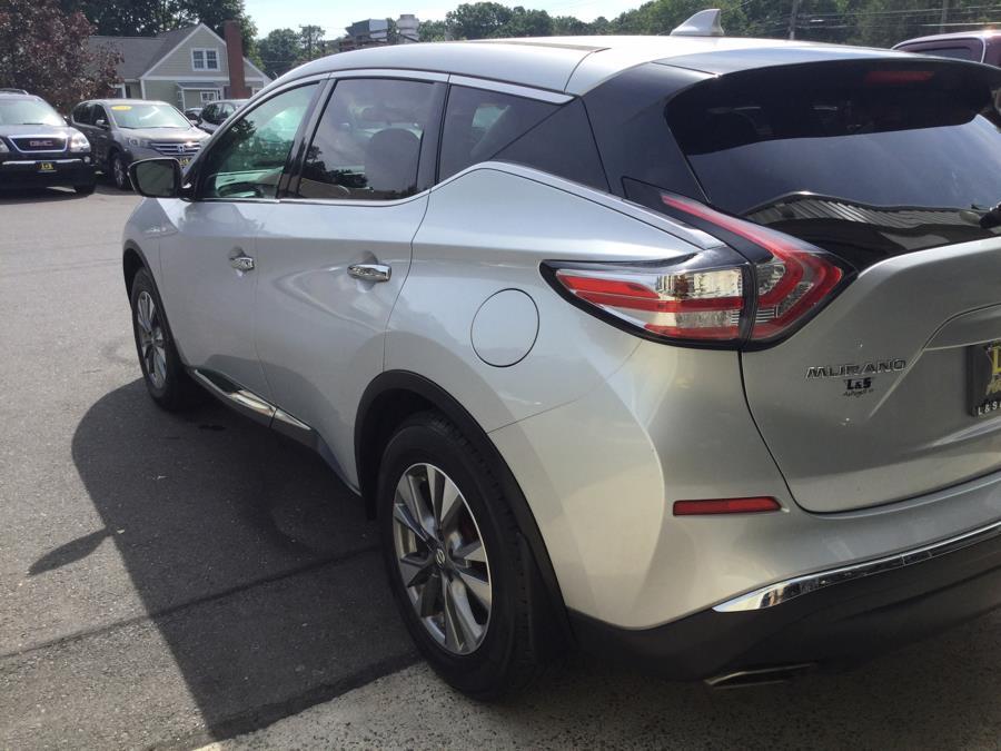 Used Nissan Murano AWD 4dr S 2016 | L&S Automotive LLC. Plantsville, Connecticut