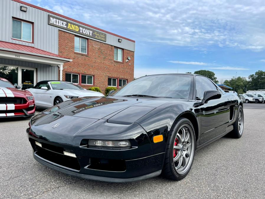 Used Acura NSX 2dr Coupe Sport 5-Spd 1992 | Mike And Tony Auto Sales, Inc. South Windsor, Connecticut