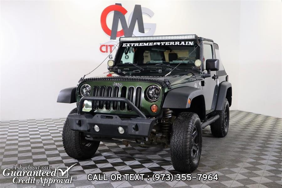 Used 2010 Jeep Wrangler in Haskell, New Jersey | City Motor Group Inc.. Haskell, New Jersey