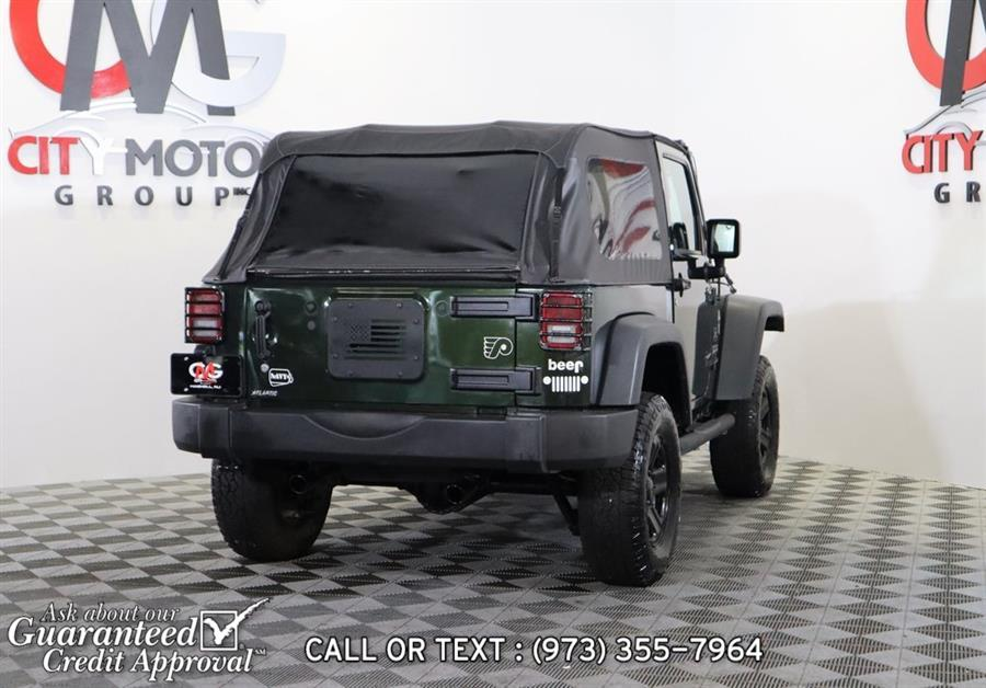 Used Jeep Wrangler Sport 2010 | City Motor Group Inc.. Haskell, New Jersey