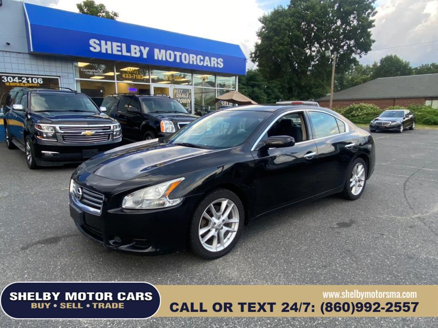 Used 2012 Nissan Maxima in Springfield, Massachusetts | Shelby Motor Cars. Springfield, Massachusetts