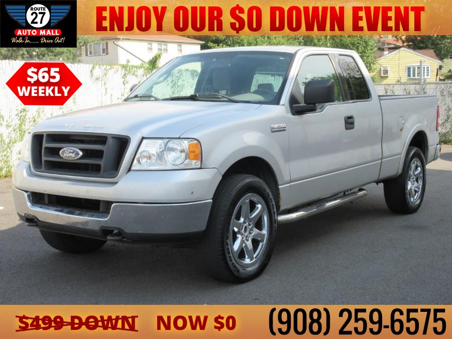Used 2004 Ford F-150 in Linden, New Jersey   Route 27 Auto Mall. Linden, New Jersey