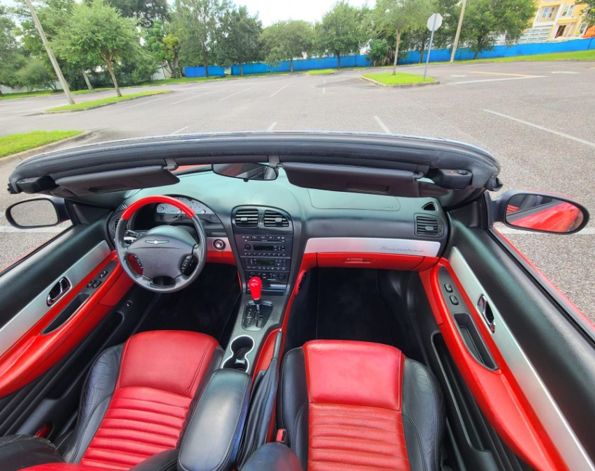 Used Ford Thunderbird 2dr Convertible Deluxe 2002   Majestic Autos Inc.. Longwood, Florida