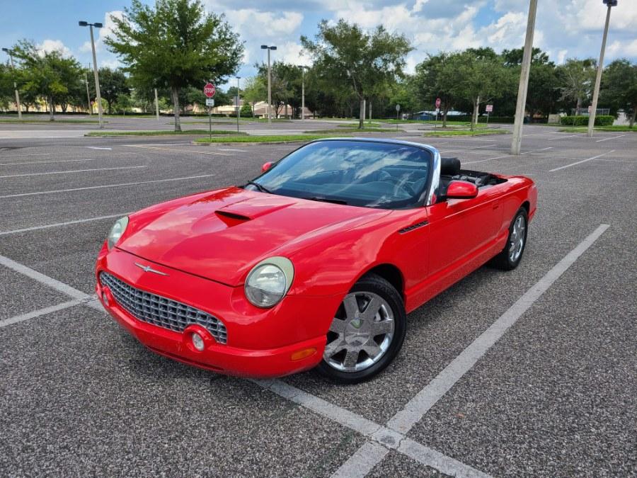 Used 2002 Ford Thunderbird in Longwood, Florida | Majestic Autos Inc.. Longwood, Florida
