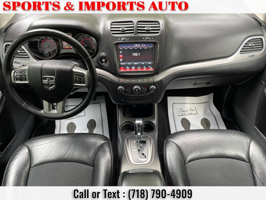 Used Dodge Journey Crossroad Plus AWD 2017 | Sports & Imports Auto Inc. Brooklyn, New York