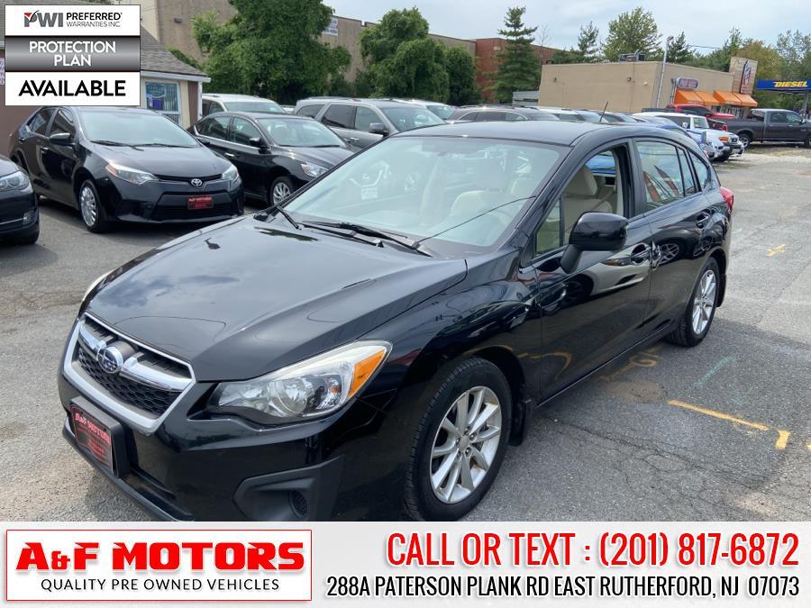 Used 2014 Subaru Impreza Wagon in East Rutherford, New Jersey | A&F Motors LLC. East Rutherford, New Jersey