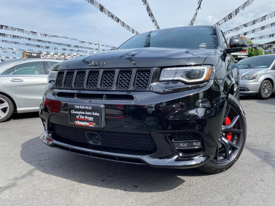 Used 2017 Jeep Grand Cherokee in Bronx, New York | Champion Auto Sales Of The Bronx. Bronx, New York