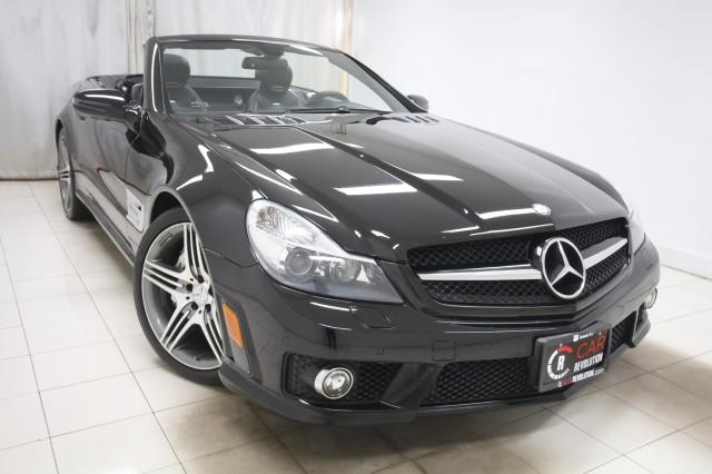 Used Mercedes-benz Sl 63 AMG Roadster w/ Navi 2011   Car Revolution. Maple Shade, New Jersey