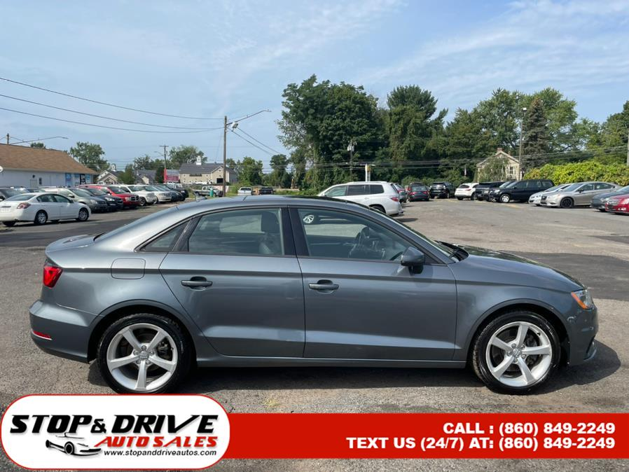 Used Audi A3 4dr Sdn FWD 1.8T Premium 2016 | Stop & Drive Auto Sales. East Windsor, Connecticut