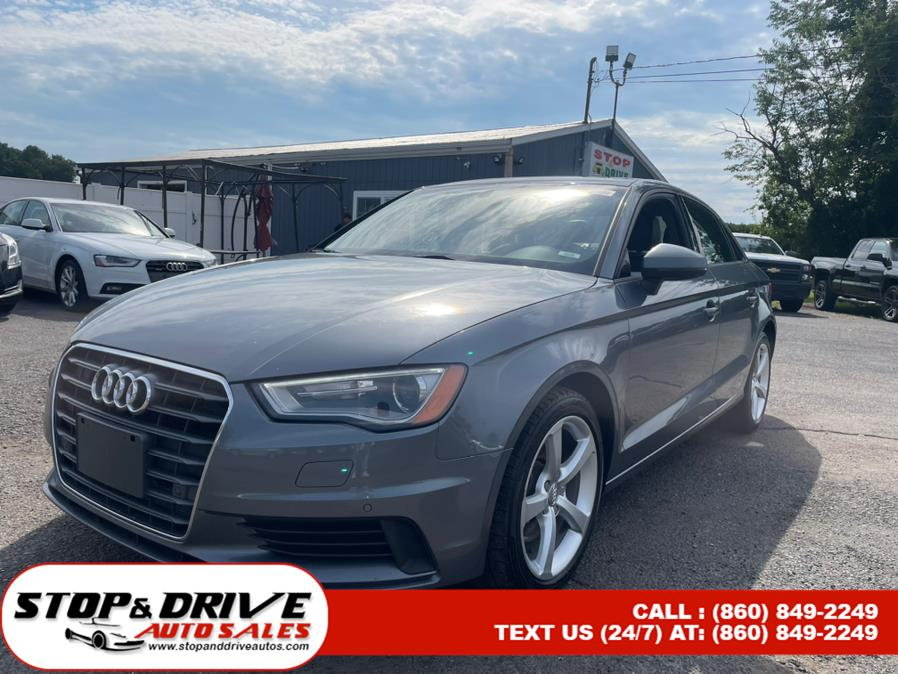 Used 2016 Audi A3 in East Windsor, Connecticut | Stop & Drive Auto Sales. East Windsor, Connecticut