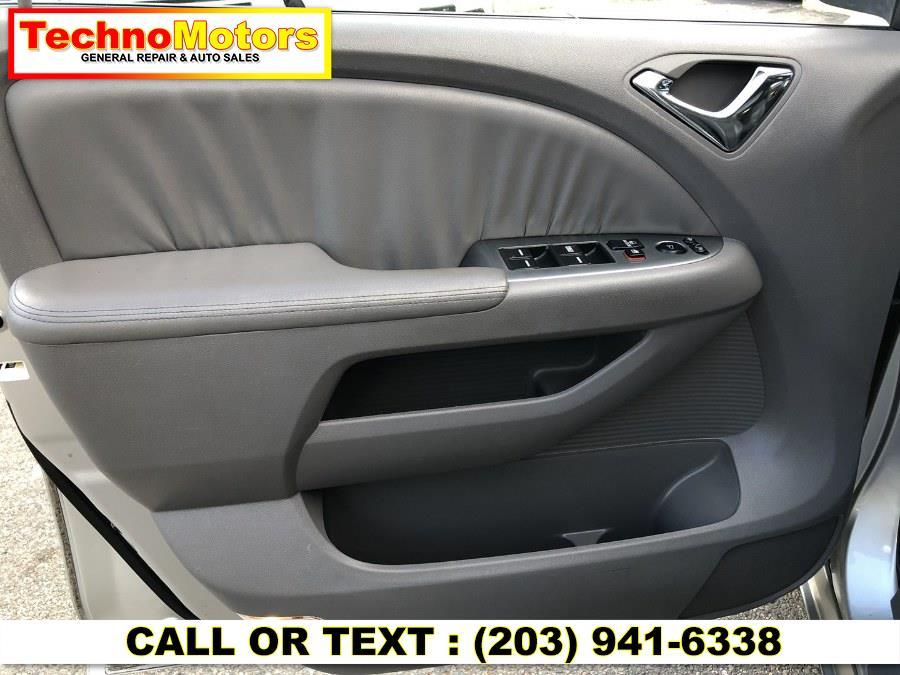 Used Honda Odyssey 5dr EX-L w/RES 2008 | Techno Motors . Danbury , Connecticut