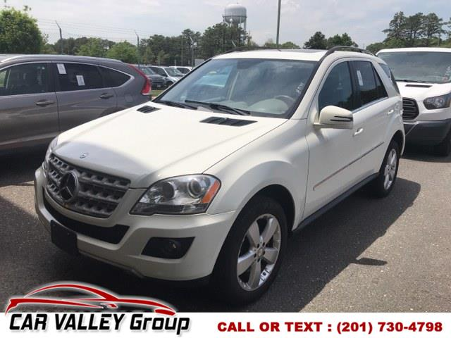 Used Mercedes-Benz M-Class 4MATIC 4dr ML350 2011   Car Valley Group. Jersey City, New Jersey