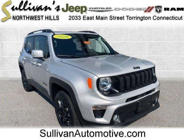 Used 2020 Jeep Renegade in Avon, Connecticut | Sullivan Automotive Group. Avon, Connecticut