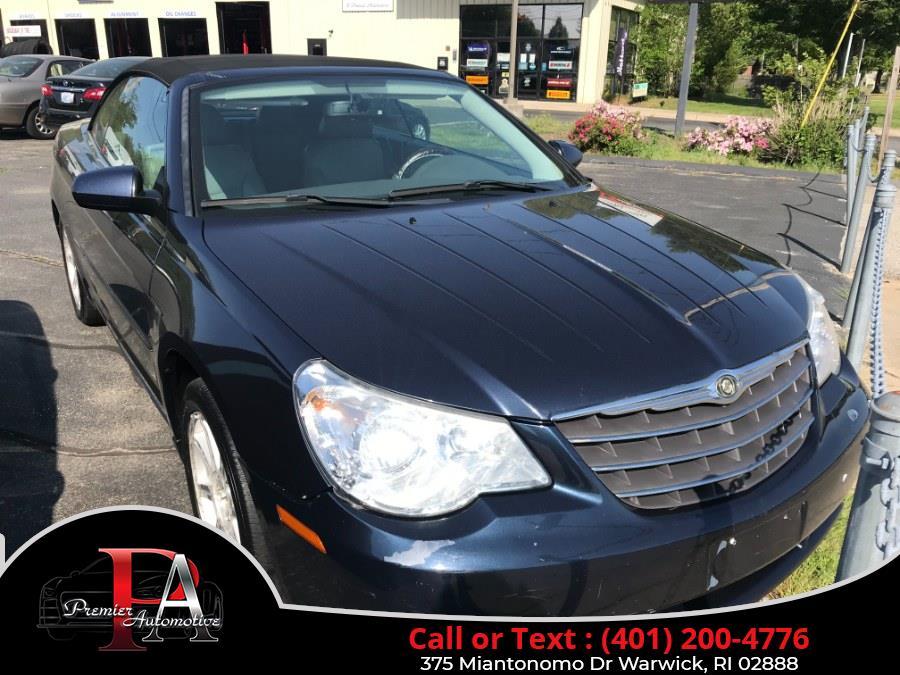Used 2008 Chrysler Sebring in Warwick, Rhode Island | Premier Automotive Sales. Warwick, Rhode Island