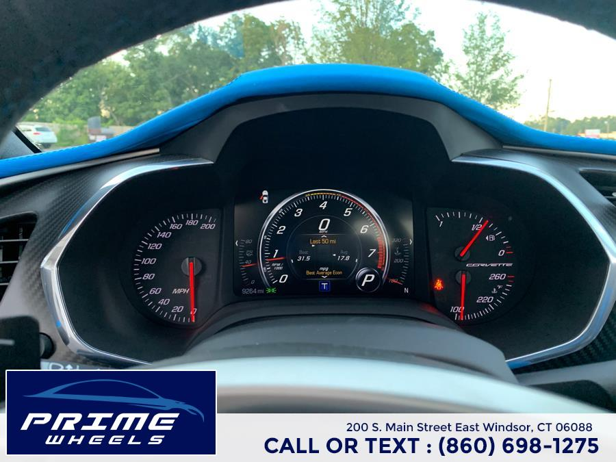 Used Chevrolet Corvette 2dr Grand Sport Cpe w/3LT 2017   Prime Wheels. East Windsor, Connecticut