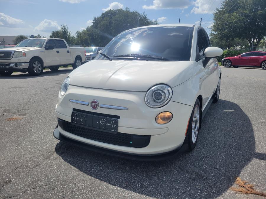 Used FIAT 500 2dr HB Pop 2012 | Ideal Auto Sales. Orlando, Florida