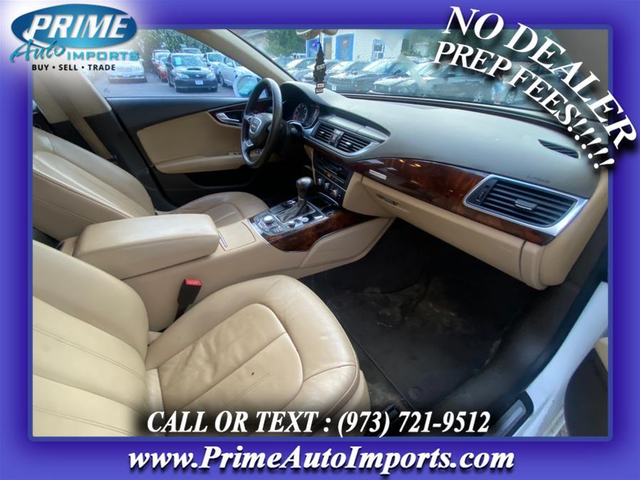 Used Audi A7 4dr HB quattro 3.0 Premium Plus 2012   Prime Auto Imports. Bloomingdale, New Jersey