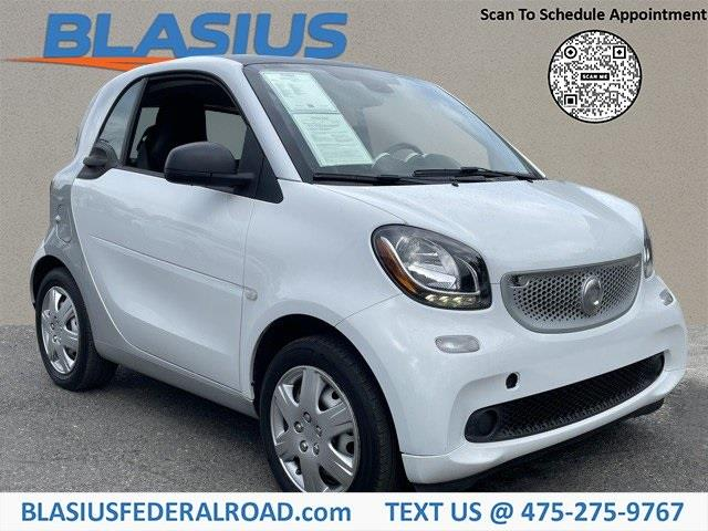 Used Smart Fortwo Pure 2016 | Blasius Federal Road. Brookfield, Connecticut