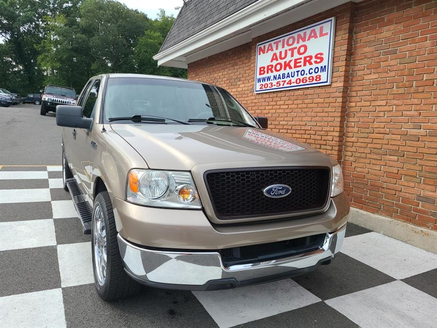 Used Ford F-150 Supercab XLT 2005   National Auto Brokers, Inc.. Waterbury, Connecticut