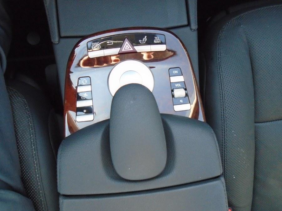 Used Mercedes-Benz S-Class 4dr Sdn 5.5L V8 4MATIC 2009 | Jim Juliani Motors. Waterbury, Connecticut