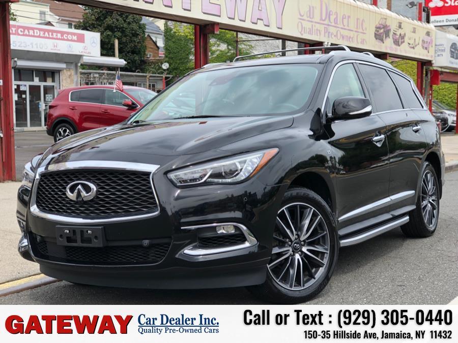 Used INFINITI QX60 AWD 2017 | Gateway Car Dealer Inc. Jamaica, New York