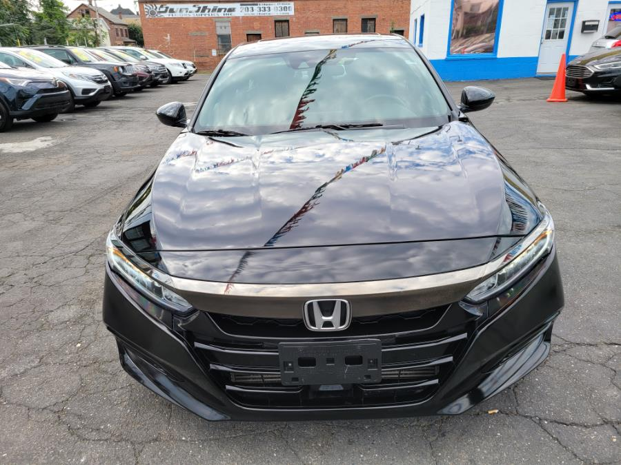 Used Honda Accord Sedan Sport 2.0T Auto 2019 | Affordable Motors Inc. Bridgeport, Connecticut