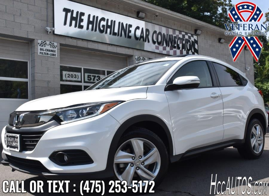Used Honda HR-V EX AWD CVT 2019   Highline Car Connection. Waterbury, Connecticut