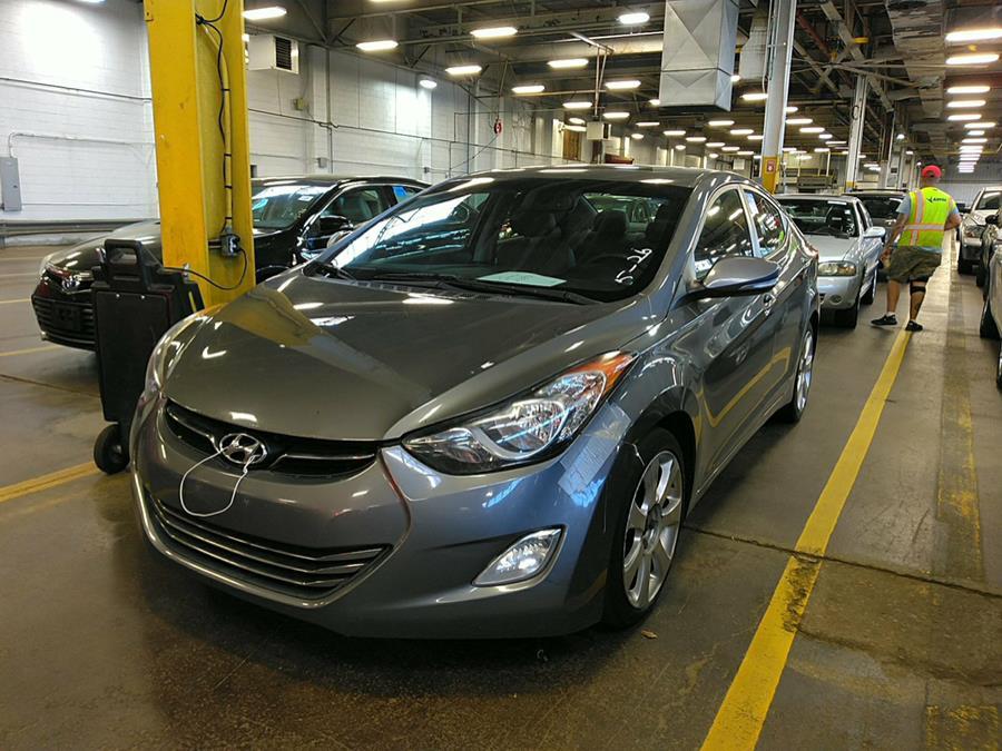 Used 2012 Hyundai Elantra in Brooklyn, New York | Atlantic Used Car Sales. Brooklyn, New York