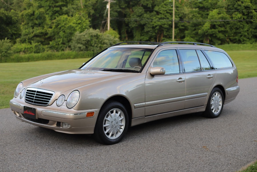 Used 2002 Mercedes-Benz E-Class in North Salem, New York | Meccanic Shop North Inc. North Salem, New York
