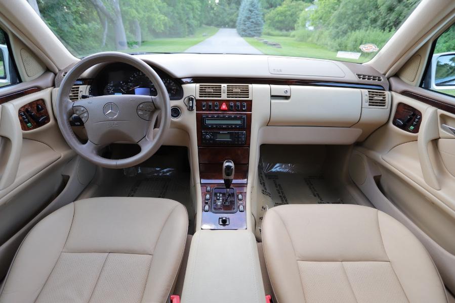 Used Mercedes-Benz E-Class 4dr Wgn 3.2L AWD 2002   Meccanic Shop North Inc. North Salem, New York