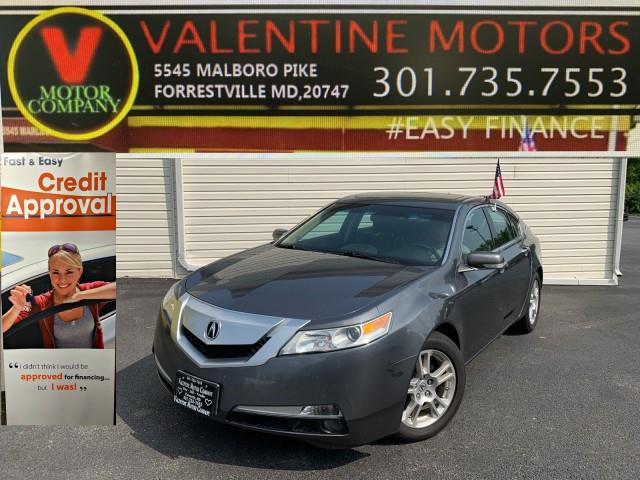 Used Acura Tl Tech 2011   Valentine Motor Company. Forestville, Maryland
