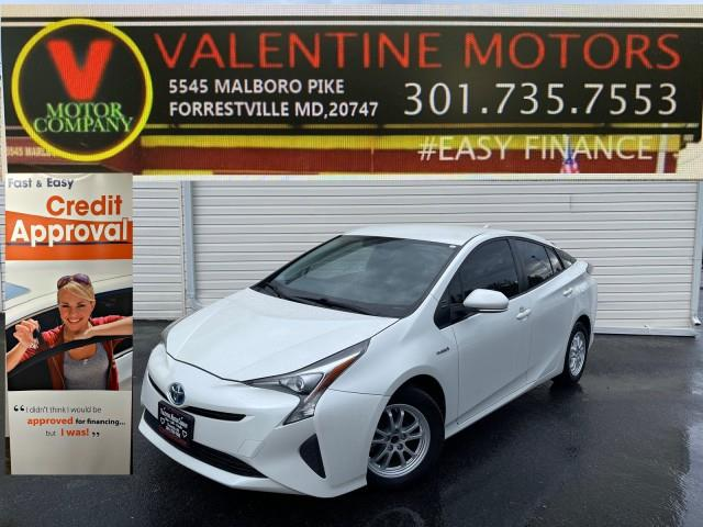 Used Toyota Prius Two 2016   Valentine Motor Company. Forestville, Maryland