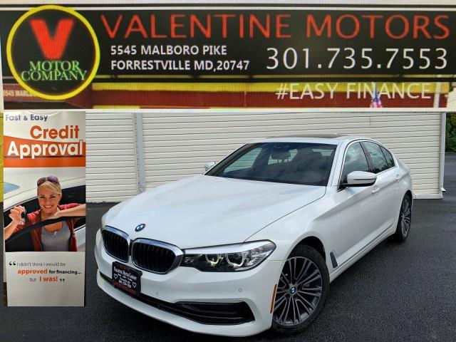 Used BMW 5 Series 530i xDrive 2019   Valentine Motor Company. Forestville, Maryland