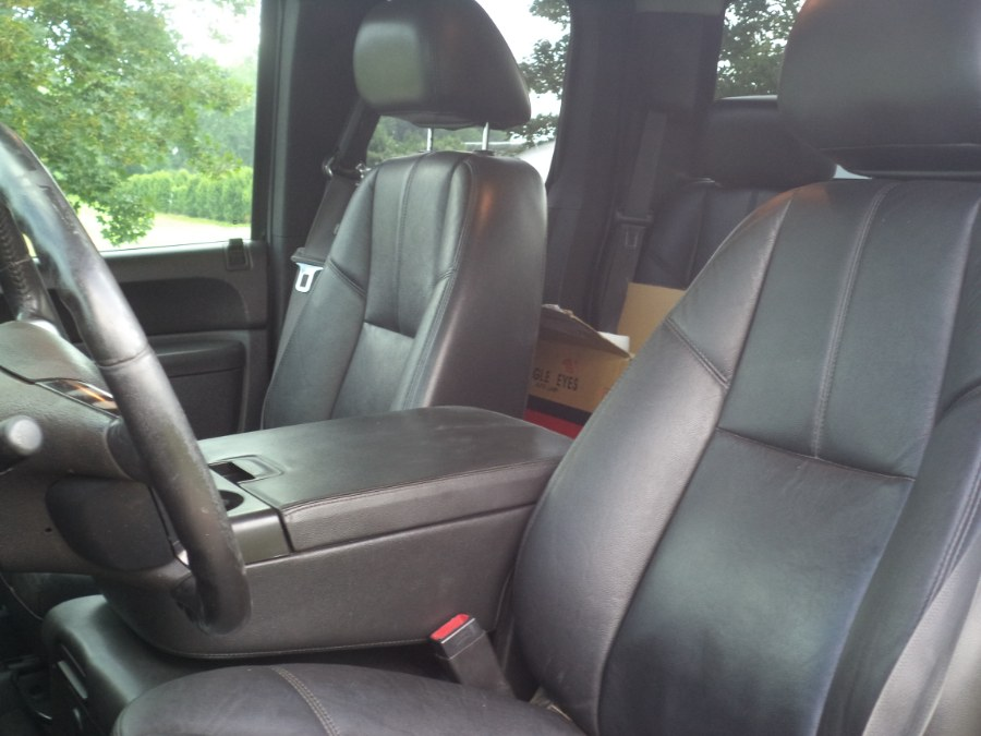 "Used Chevrolet Silverado 1500 4WD Ext Cab 143.5"" LT 2013 | International Motorcars llc. Berlin, Connecticut"