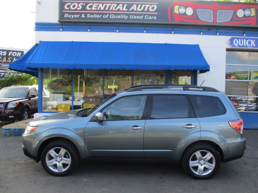 Used Subaru Forester 2.5X Limited 2009 | Cos Central Auto. Meriden, Connecticut