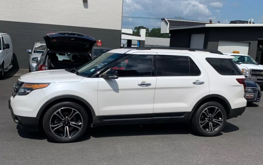 Used Ford Explorer 4WD 4dr Sport 2014 | Joshy Auto Sales. Paterson, New Jersey