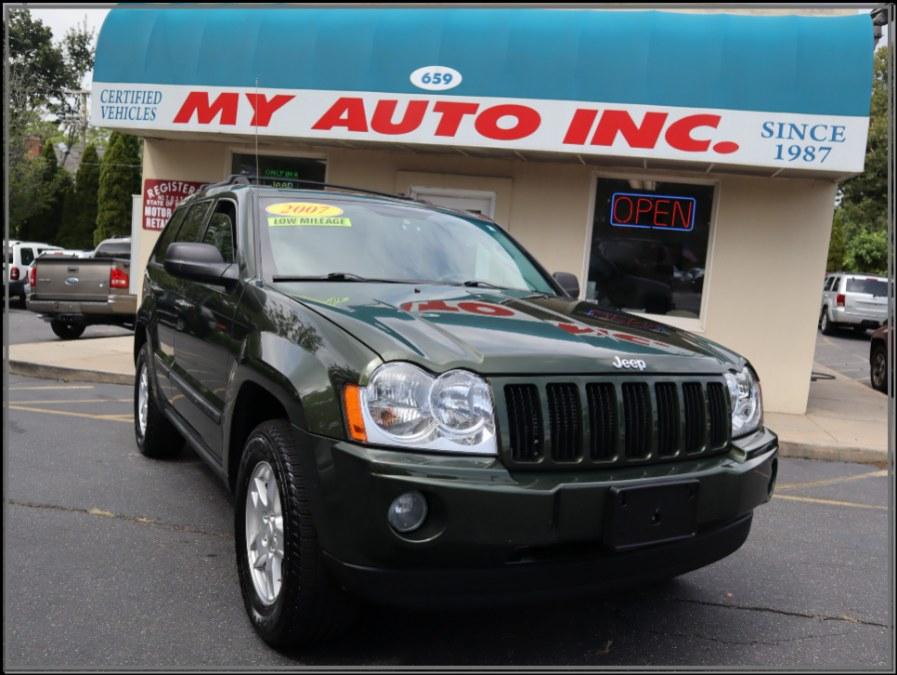 Used 2007 Jeep Grand Cherokee in Huntington Station, New York | My Auto Inc.. Huntington Station, New York
